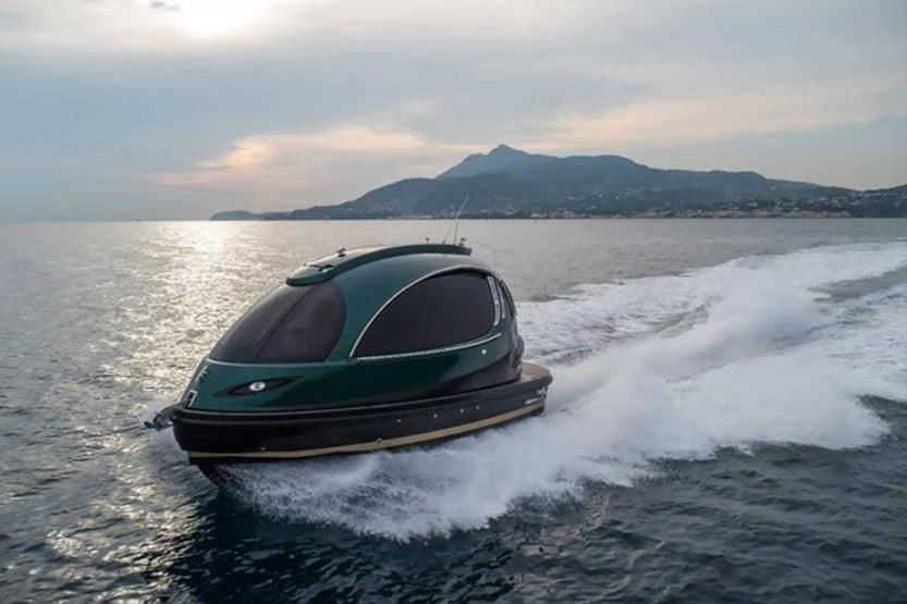 jet Capsule boat review