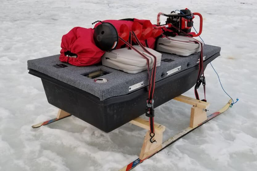 Smitty Sled Specs and Review