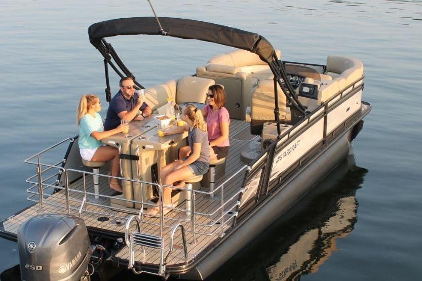 Starcraft islander boat