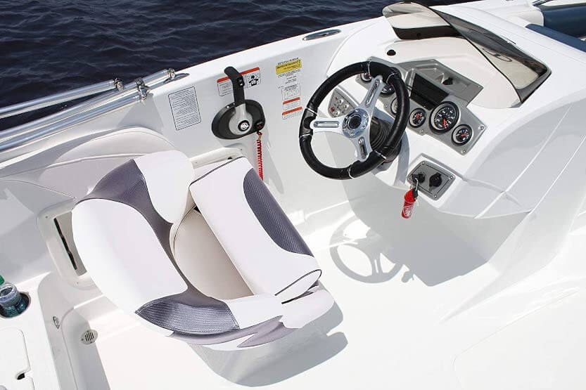Best Center Console Boat Seating [Reviews]
