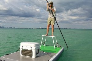 Read more about the article Poling Platform [What Is It and How It Helps You Catch Fish]