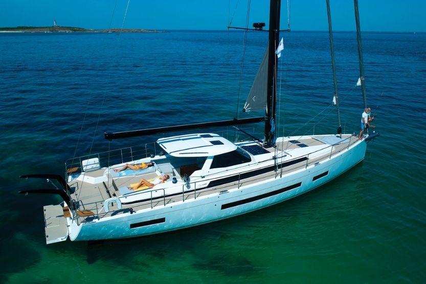 amel sailboat