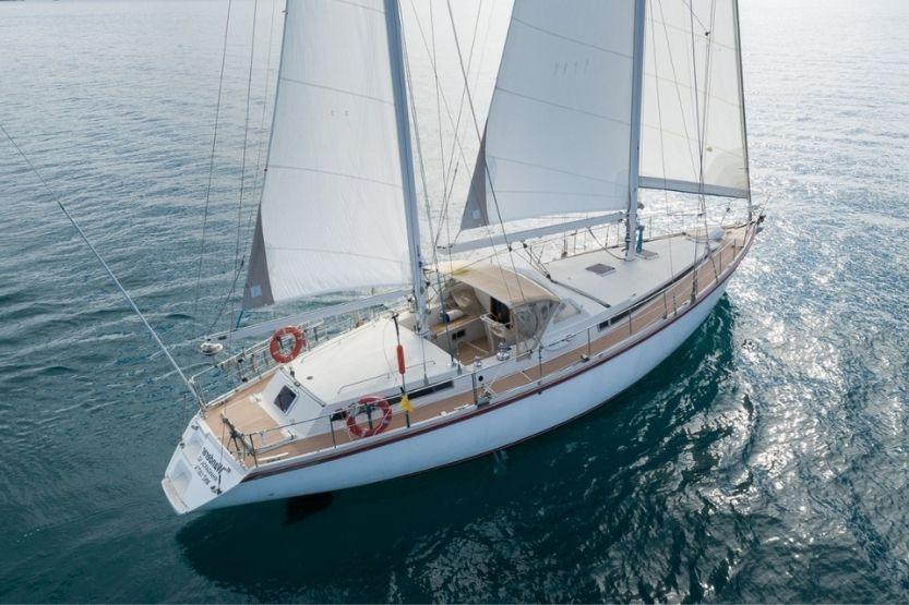 amel sailboats