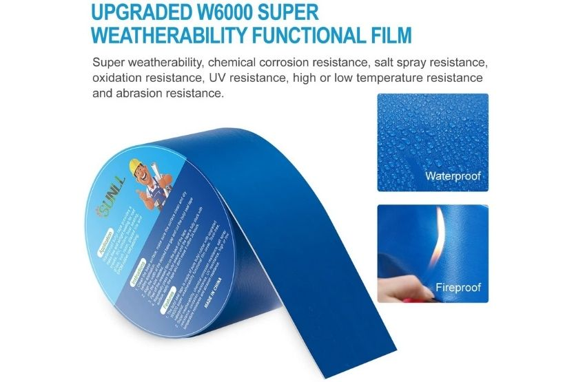 butyl rubber sealant tape