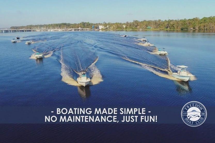 freedom boat club cost