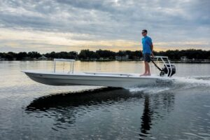 Read more about the article Microskiff Boats [What Are They? And the Best Microskiffs]