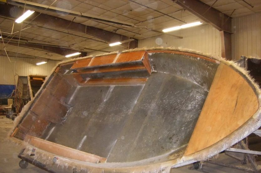 plywood for boat floor
