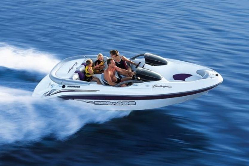 Sea-Doo Challenger 1800 Specs and Review
